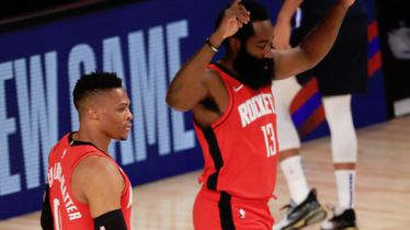 Russell Westbrook i James Harden