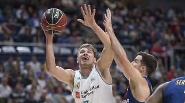 Luka Dončić (Foto: nph/NordPhoto/PIXSELL)