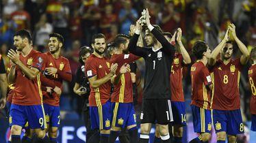 Španjolska nogometna reprezentacija (Foto: AFP)