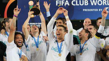 Luka Modrić, Cristiano Ronaldo i ostali igrači Reala slave pobjedu