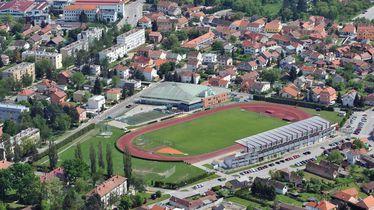 Stadion Sloboda u Varaždinu