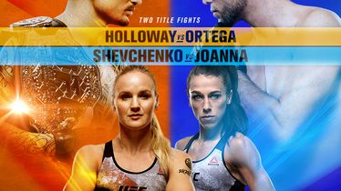 UFC 231 Holloway - Ortega