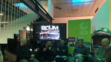 Predavanje o videoigrama (Foto: ZIMO)