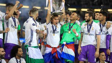 Modrić s Realom osvojio Ligu prvaka 2018.