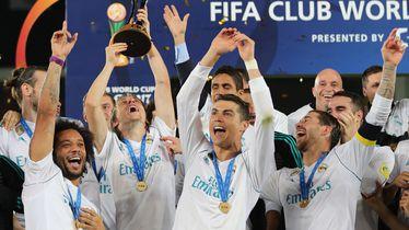 Real Madrid slavi naslov prvaka svijeta