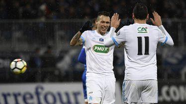 Ocampos i Mitroglou slave pogodak