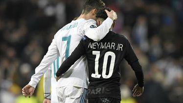 Cristiano Ronaldo i Neymar