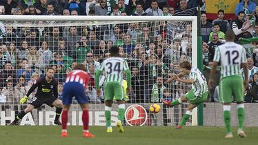 Betis - Atletico Madrid