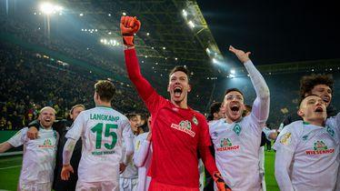 Werder slavi pobjedu protiv Borussije Dortmund