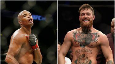 Silva vs McGregor