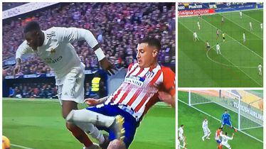 Tri sporne situacije s derbija Atletica i Reala