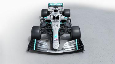 Mercedesov bolid za 2019. godinu