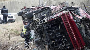 Nesreća u Makedoniji (Foto: AFP)
