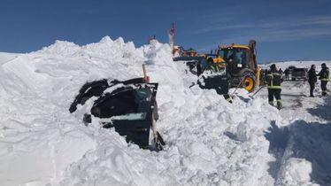 Snijeg u Srbiji
