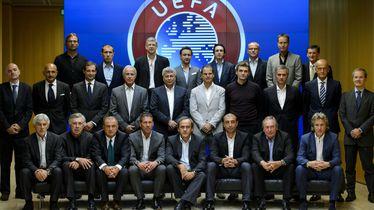 Skup najboljih trenera Europe