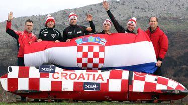 Ivan Šola, Antonio Zelić, Benedikt Nikpalj, Dražen Silić i Damir Novoselac