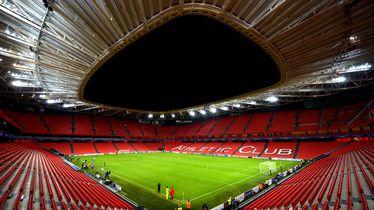 San Mames, stadion Athletic Bilbaa
