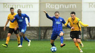 Dinamo Zagreb - Dynamo Dresden (Foto: Marko Lukunic/PIXSELL)