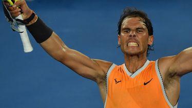 Rafael Nadal u finalu Australian Opena