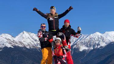 Barbara Štrbac 1. na Svjetskom prvenstvu novinara skijaša