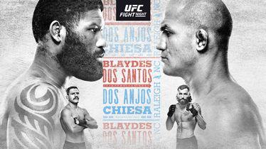 UFC: Junior dos Santos - Curtis Blydes