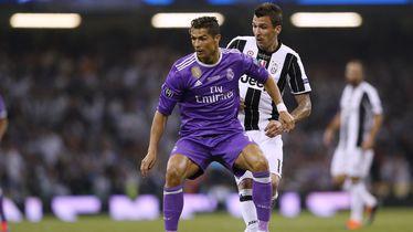 Cristiano Ronaldo i Mario Mandžukić