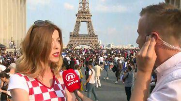 Nogometaši napravili čudo za promociju Hrvatske (Foto: Dnevnik.hr)