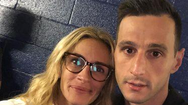 Julia Roberts Nikola Kalinić (Foto: Instagram)