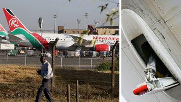 Migrant ispao iz aviona (Foto: Profimedia/Reuters)
