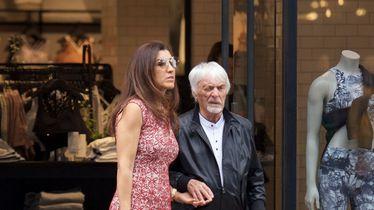 Bernie Ecclestone i Fabiana Flosi (Foto Profimedia)
