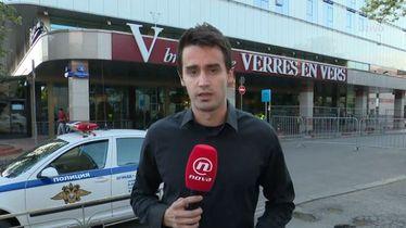 Vlado Boban ispred hotela Vatrenih u Kalinjingradu