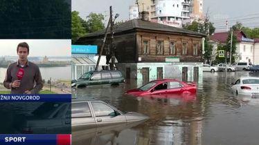 Poplava u Nižnji Novgorodu