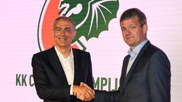 Emil Tedeschi i Tomaž Berločnik