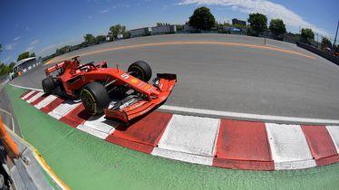 Sebastian Vettel u Kanadi