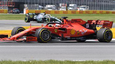 Vettel ispred Hamiltona na VN Kanade