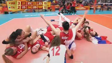 Srpske odbojkašice svjetske prvakinje