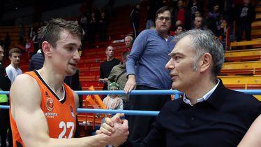 Ivan Ramljak i Emil Tedeschi