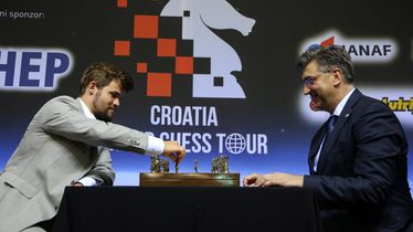 Croatia Grand Chess Tour