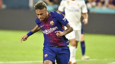 Neymar u dresu Barcelone