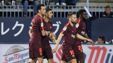 Slavlje igrača Barcelone