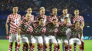 Hrvatska nogometna reprezentacija (Foto: Goran Stanzl/PIXSELL)