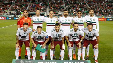 Reprezentacija Meksika