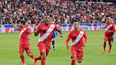 Nogometaši Perua