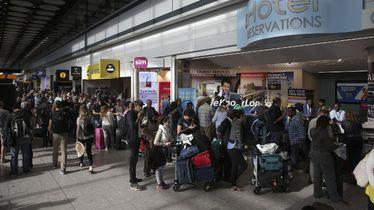 Heathrow, London (Foto: AFP)
