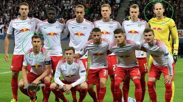 Orban i Gulacsi u momčadi RB Leipziga (Foto: AFP/GOL.hr)