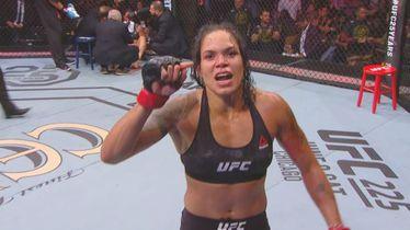 Amanda Nunes (Screenshot)