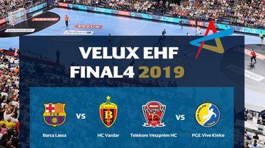 Final Four rukometne Lige prvaka 2019.