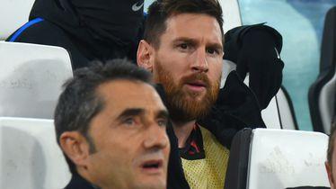 Lionel Messi i Ernesto Valverde