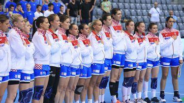 Hrvatska ženska rukometna reprezentacija (Foto: Davor Javorovic/PIXSELL)
