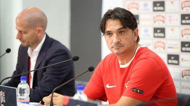 Zlatko Dalić (Foto: Nel Pavletic/PIXSELL)